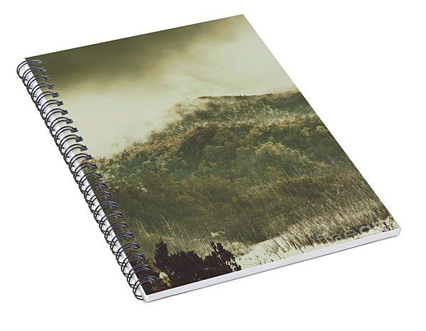 Mountain Wilderness Spiral Notebook