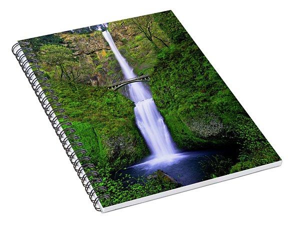 Multnomah Dream Spiral Notebook