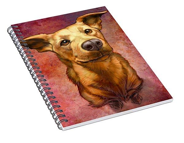 My Buddy Spiral Notebook