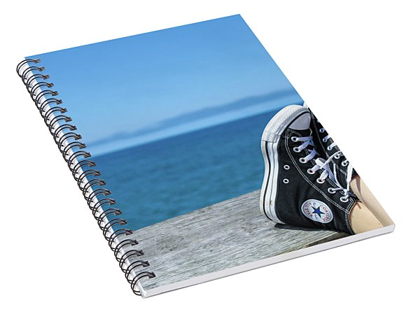 My Kind Of Day Spiral Notebook