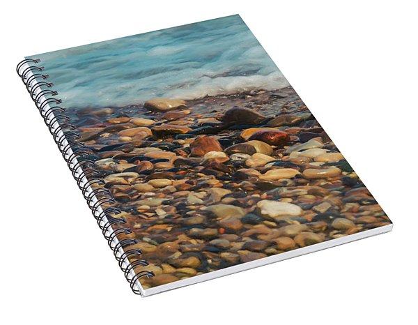 My Rock Spiral Notebook