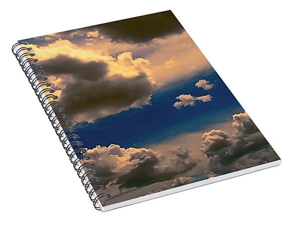 My Sunset Sky Spiral Notebook