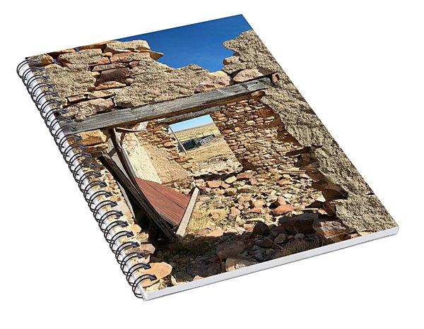 Mystery Ranch No. 2 Spiral Notebook
