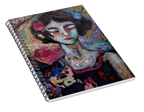 Naoki Spiral Notebook