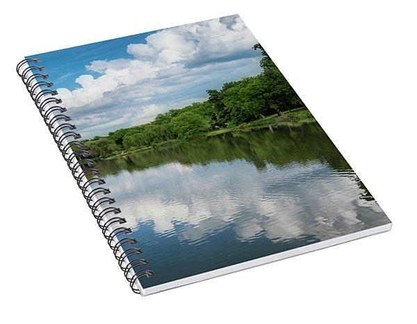 Nathanael Greene Park Spiral Notebook