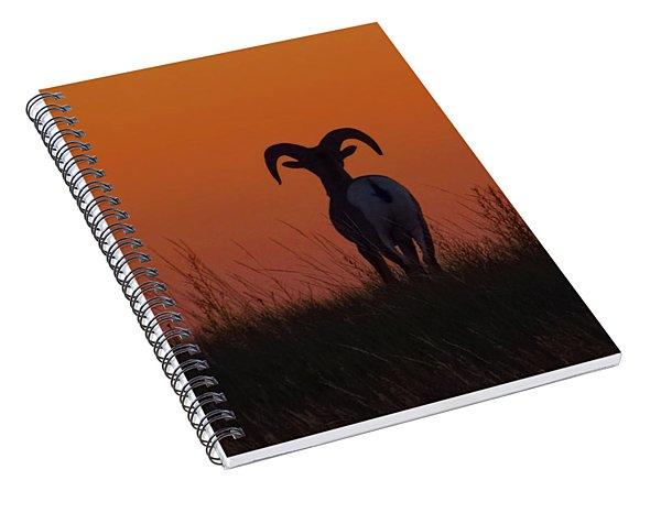Nature Embracing Nature Spiral Notebook
