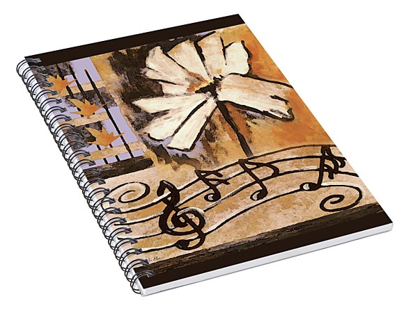 Natures Song Spiral Notebook