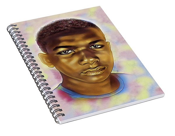 Never Forget Trayvon Spiral Notebook