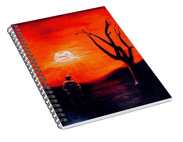 New Day Spiral Notebook