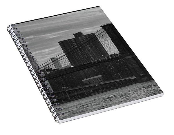 New York Landmarks Spiral Notebook