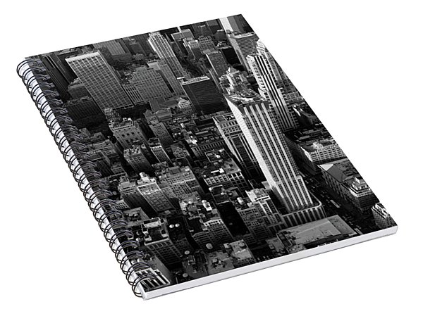 New York, New York 5 Spiral Notebook