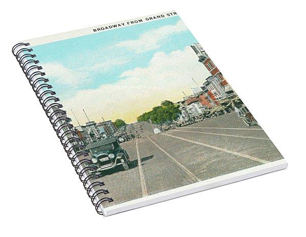 Newburgh Broadway - 05 Spiral Notebook