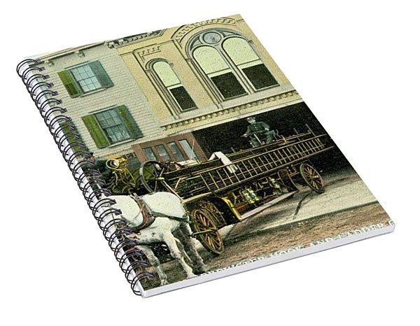 Newburgh Broadway - 07 Spiral Notebook
