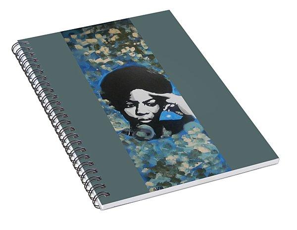 Nina Nina Spiral Notebook