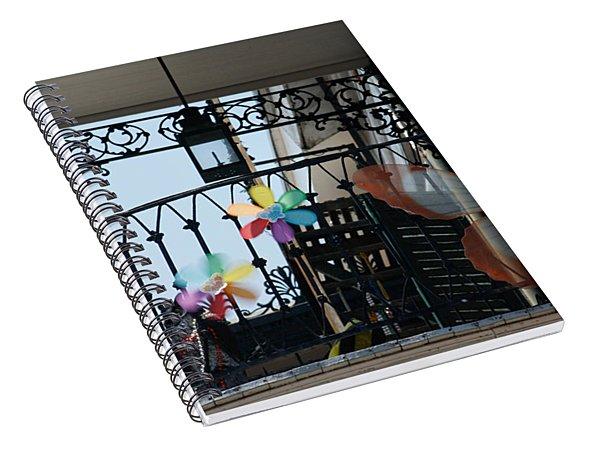 Nola French Quarter Spiral Notebook