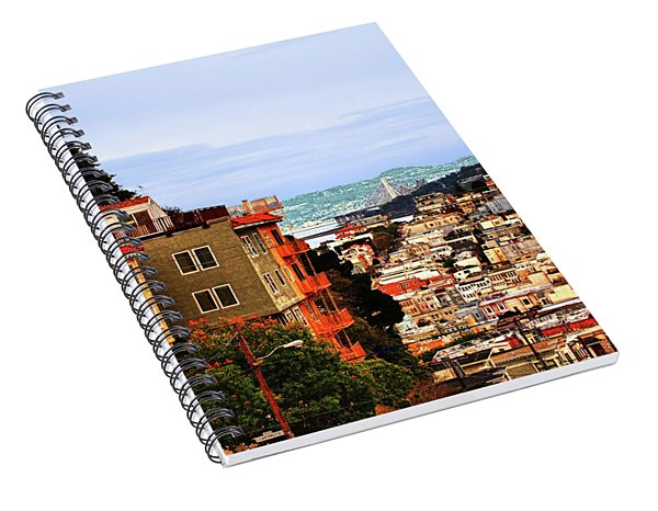 North Beach, San Francisco Spiral Notebook