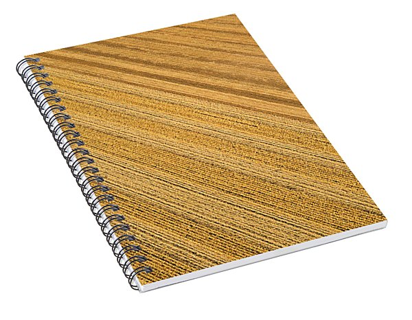 North By Northwest Spiral Notebook