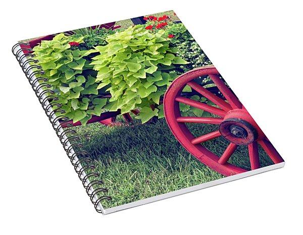 Nostalgia Pretty Spiral Notebook