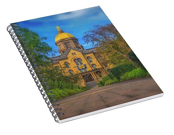 Notre Dame University Q2 Spiral Notebook