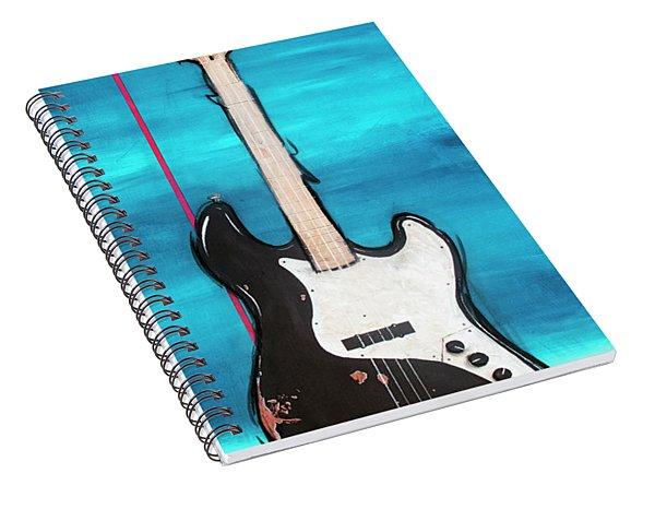 Number One Spiral Notebook
