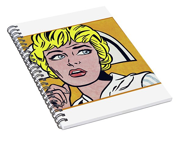 Nurse Spiral Notebook
