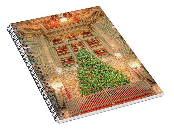O Christmas Tree Spiral Notebook
