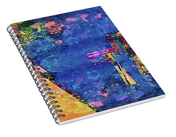 Objective Reality Spiral Notebook