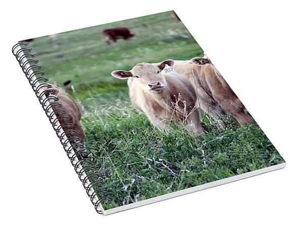Offspring Spiral Notebook