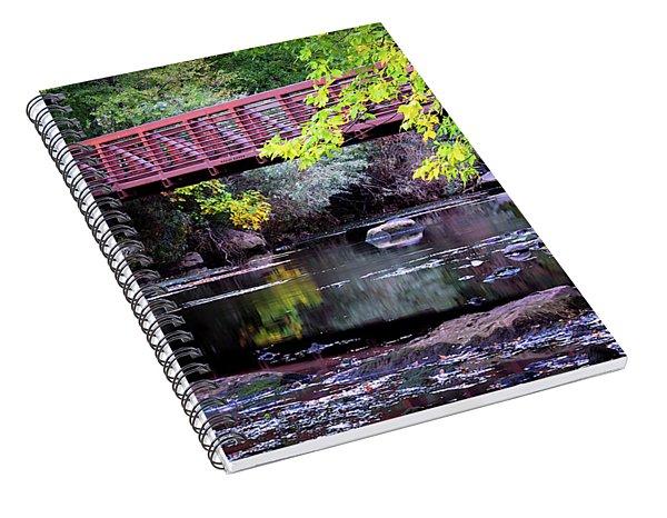 Ogden River Bridge Spiral Notebook