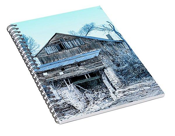 Old Blackiston Mill Spiral Notebook