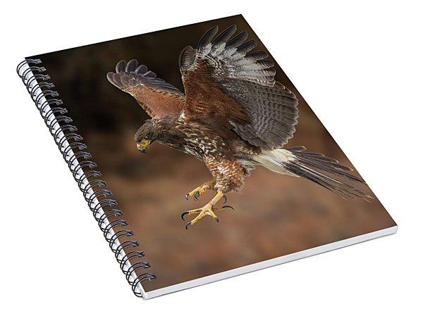 On Target Spiral Notebook