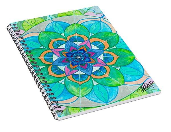 Openness Spiral Notebook