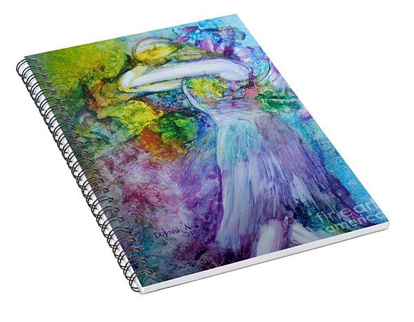 Overwhelming Love Spiral Notebook