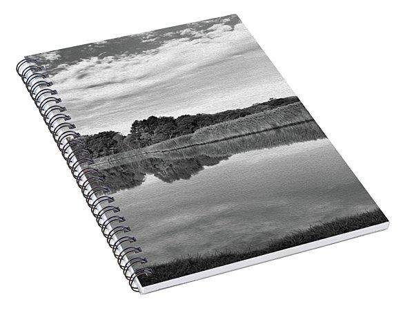 Painted Long Reach Spiral Notebook