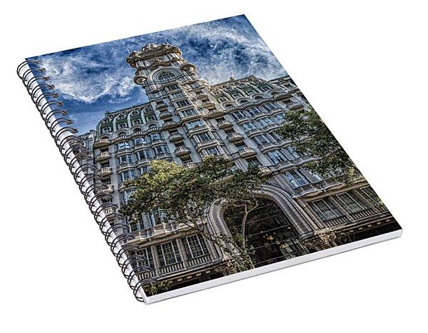 Palacio Barolo, Buenos Aires, Argentina Spiral Notebook