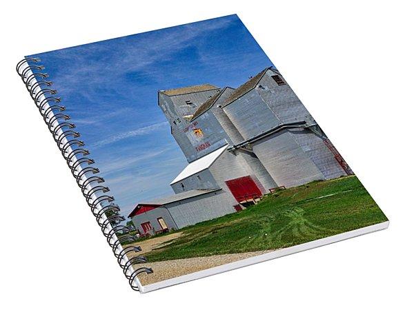 Pangman Elevator Spiral Notebook