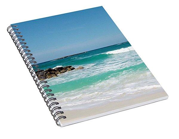 Paradise Island Spiral Notebook