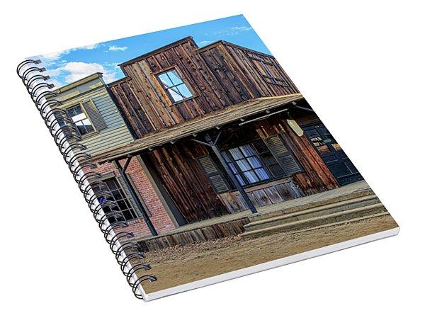 Paramount Ranch Bank Spiral Notebook