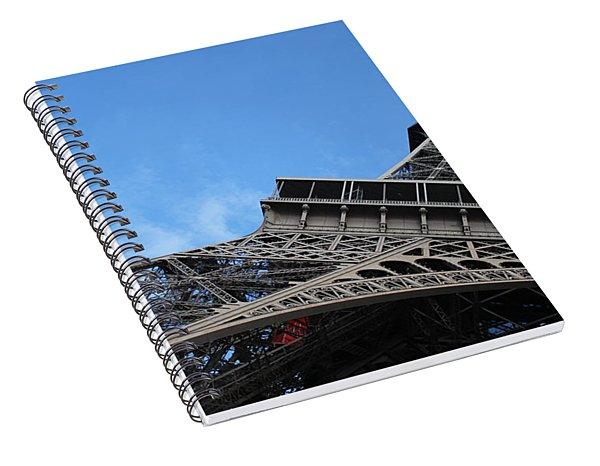 Paris Eiffel Tower Spiral Notebook