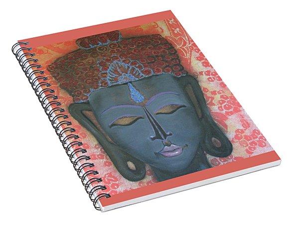 Peace 1 Spiral Notebook