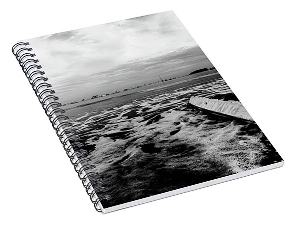 Peace Be Still  Spiral Notebook