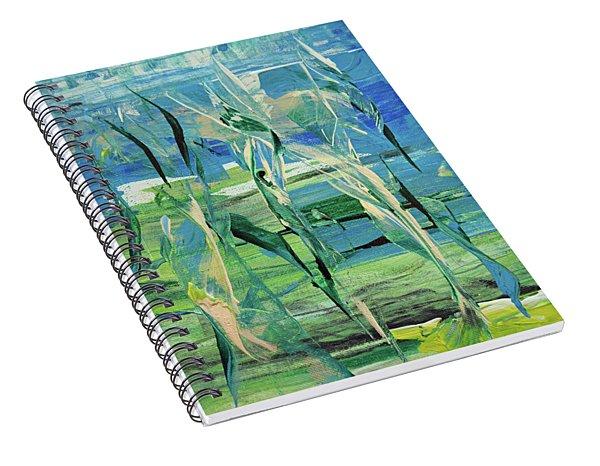 Peaceful Dreams Spiral Notebook
