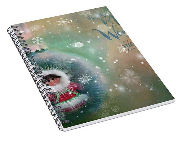 Peace,love,joy Spiral Notebook