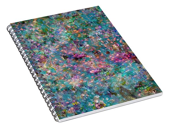 Pearls Painting  Spiral Notebook