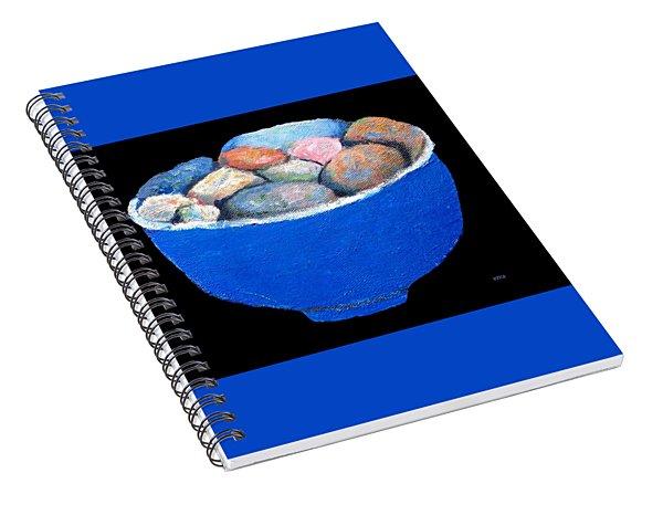 Pebbles Memories Spiral Notebook