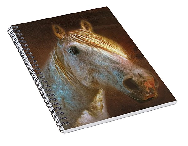 Percheron  Spiral Notebook