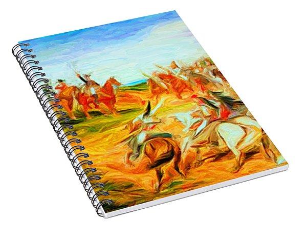 Peter's Delirium Spiral Notebook