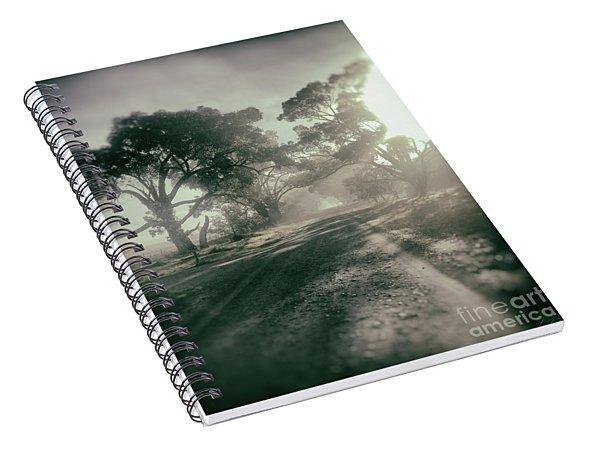Petticoat Lane Spiral Notebook