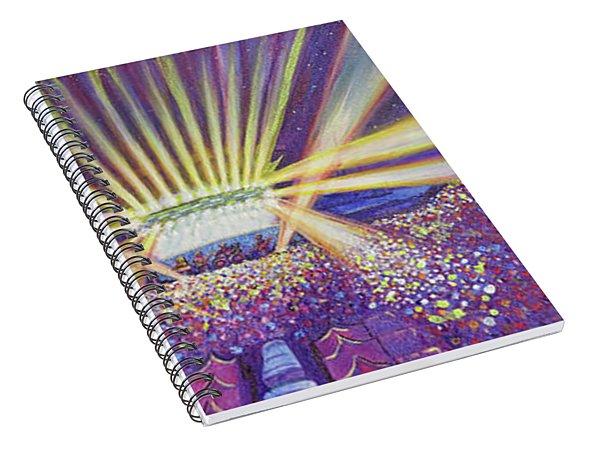 Phish At Dicks 2016 Spiral Notebook