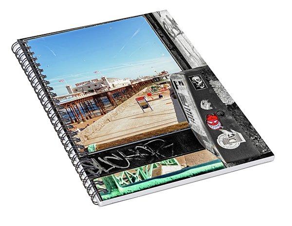 Phone Home Spiral Notebook